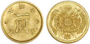 明治金貨 旧一圓(1円)