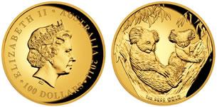 1 oz コアラ金貨