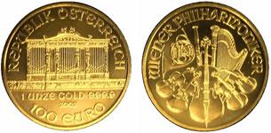 1 oz ウィーン金貨