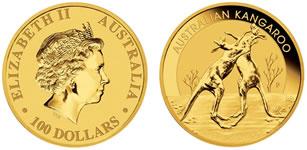 1 oz カンガルー金貨
