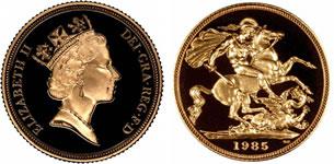 Half Sovereign 1/2ソブリン金貨